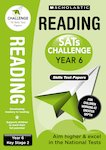 SATs Challenge: Reading Topic Assessment Book (Year 6) x 10
