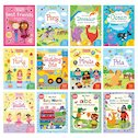 Mega Sticker Activity Pack x 12