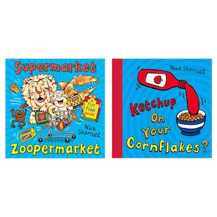 Nick Sharratt Pair