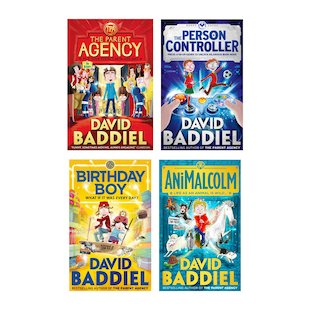 David Baddiel Pack x 4