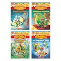 Geronimo Stilton Heromice Pack x 4 (Books 3-6)