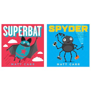 Superbat/Spyder Pair