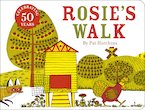 Rosie's Walk (50th Anniversary Edition Board Book)