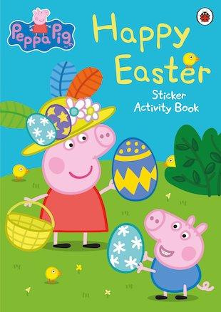 Peppa Pig: Happy Easter Sticker Activity Book