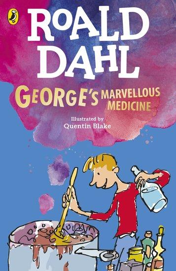 Image result for george's marvellous medicine