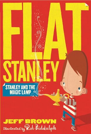 Flat Stanley: Stanley and the Magic Lamp