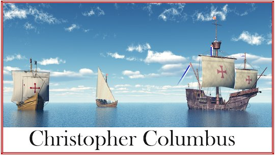 Christopher Columbus KS2 ppt lesson plan