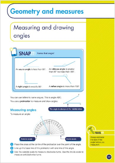GCSE Grades 9-1: Maths Foundation Revision Guide for AQA start of a section