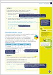 GCSE Grades 9-1: Maths Foundation Revision Guide for AQA Work it, nail it, Do it examples (1 page)