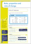 GCSE Grades 9-1: Maths Foundation Revision and Exam Practice Book for AQA start of a section (1 page)