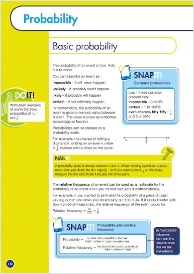 GCSE Grades 9-1: Maths Foundation Revision Guide for Edexcel start of a section