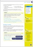 GCSE Grades 9-1: Maths Foundation Revision Guide for Edexcel Stretch it, Work it, Nail it examples (1 page)