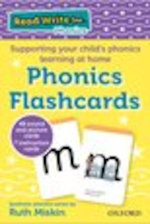 Read Write Inc. Phonics Flashcards