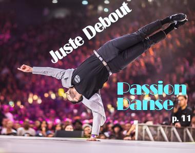 Juste Debout, passion danse