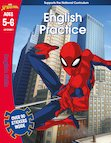 Spider-Man: English Practice (Ages 5 to 6)