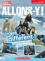Allons-y ! avril - mai 2018