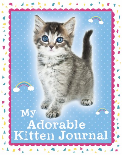 My Adorable Kitten Journal