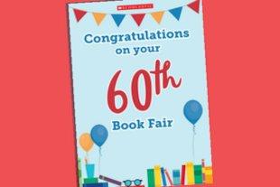 Mrs Munden 60th Book Fair blog header