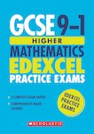 GCSE Grades 9-1: Higher Mathematics Edexcel Practice Exams (3 papers) x 10