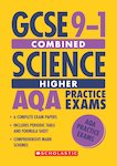 GCSE Grades 9-1: Higher Combined Science AQA Practice Exams (6 papers) x 10