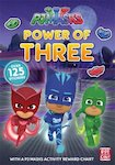 PJ Masks: Power of Three Sticker Book