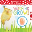 Turn to Learn Watch Me Grow!: A Book of Life Cycles