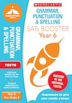 National Curriculum SATs Booster Programme: Grammar, Punctuation and Spelling Test (Year 6) x 10