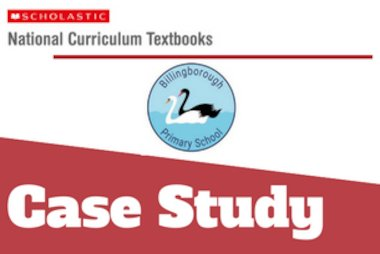 Billingborough Primary School Scholastic National Curriculum Textbooks Case Study blog tile