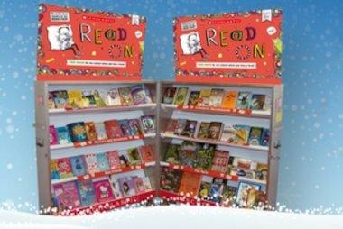Thank you Snow Book Fair blog image