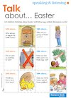 Talk about... Easter  (1 page)