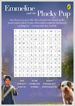 Emmeline and the Plucky Pup wordsearch (1 page)