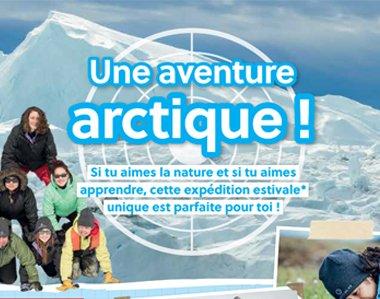 Une aventure arctique