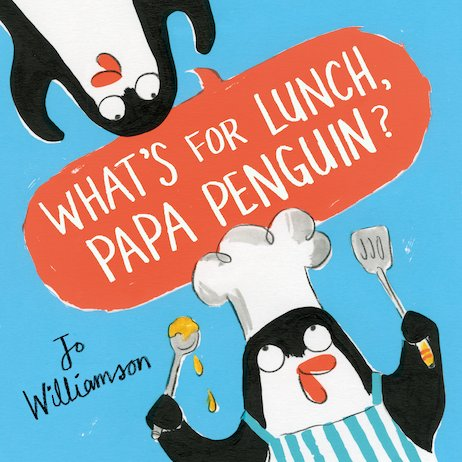 What's for Lunch, Papa Penguin? (PB)