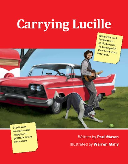 Connectors free demo book: Carrying Lucille