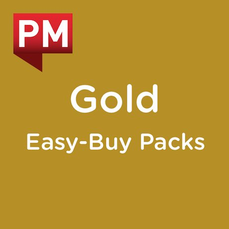 Gold Easy Buy (6copies/title)