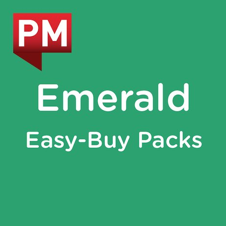 Super Easy Buy Pack Emerald x6