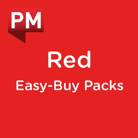 PM Red: Easy-Buy Pack Levels 3-6 (114 books)