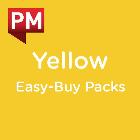 PM Yellow: Easy-Buy Pack Levels 6-9 (114 books)