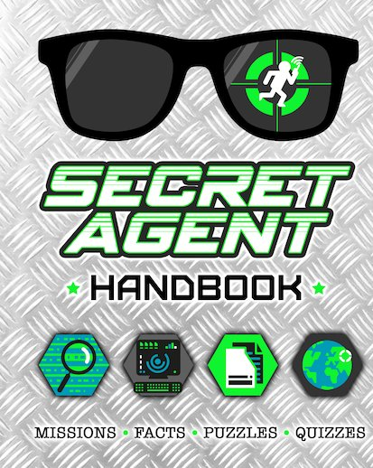 Secret Agent Handbook Scholastic Shop