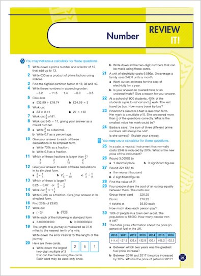 GCSE Grades 9-1: Maths Foundation Revision and Exam Practice Book for Edexcel review it