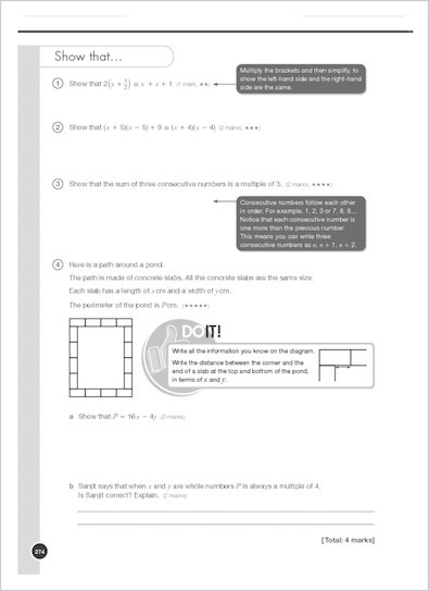 GCSE Grades 9-1: Maths Foundation Revision and Exam Practice Book