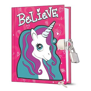 Believe Unicorn Journal