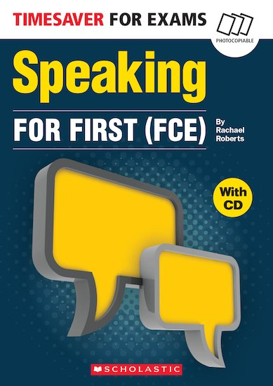 Speaking for First (FCE) with CD
