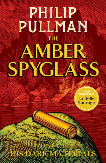 His Dark Materials: The Amber Spyglass HB (Wormell edition)