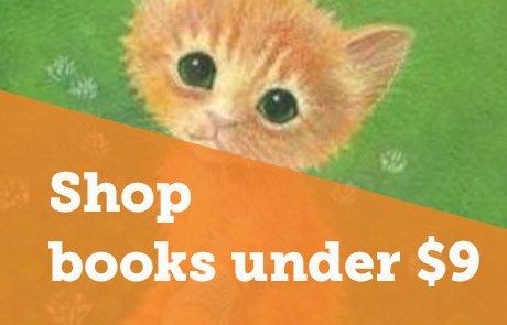 Shop books under $9