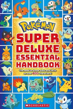 Pokemon: Super Deluxe Essential Handbook