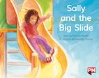 PM Red: Sally & The Big Slide (PM Storybooks) Level 4 x6