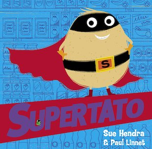 Supertato (Board Book)