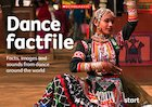 Dance factfile – interactive resource