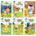Just-Right Readers: Animal Stories Pack (A–C) x 6